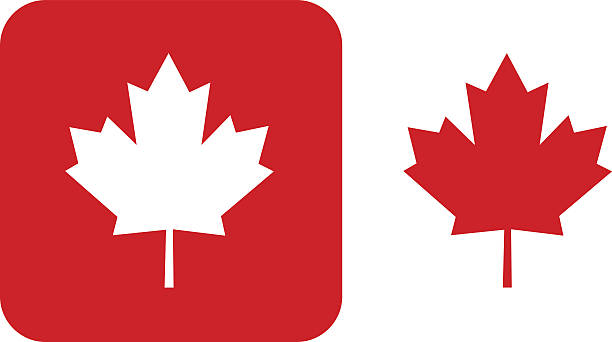Canadian Flag Clipart Free.