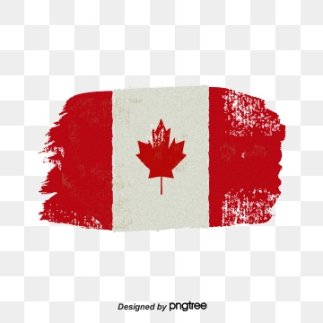 Canadian Flag Png, Vector, PSD, and Clipart With Transparent.