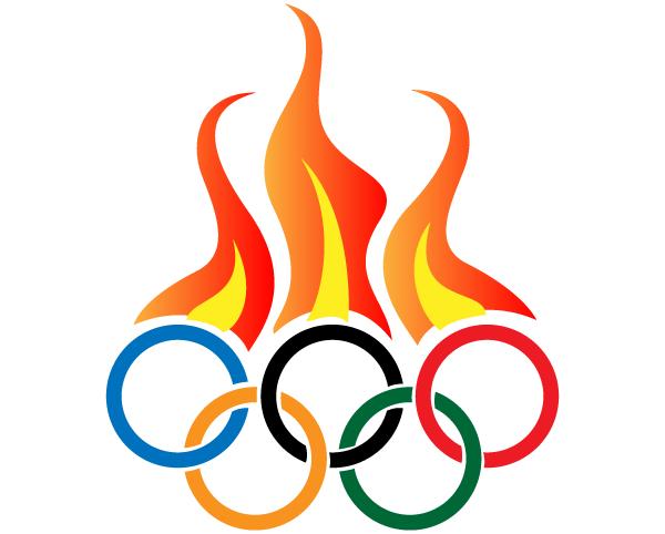 Olympic Logo Vector Art.