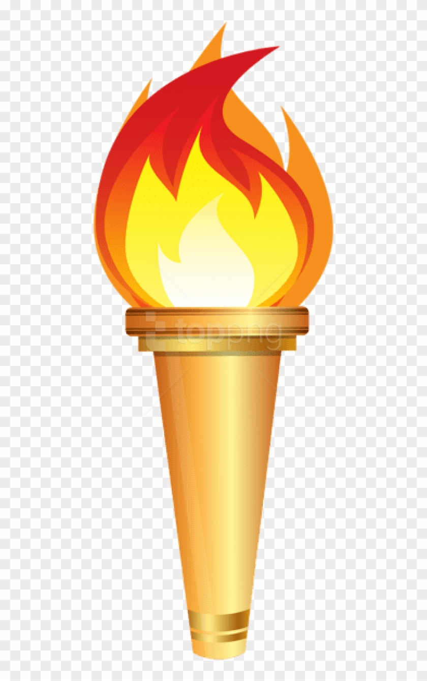 Free Png Download Olympic Torch Png Images Background.