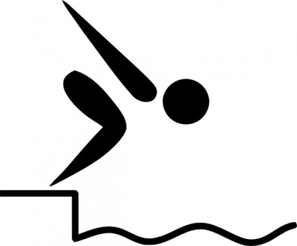 Olympic swimming pool clipart free clipart images.