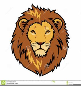 Monarch Lion Clipart.