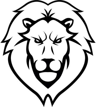 12,888 Lion Head Cliparts, Stock Vector And Royalty Free Lion Head.