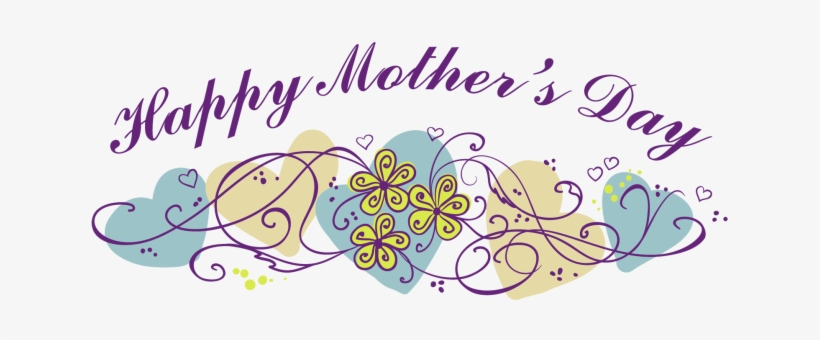 Mother's Day Clipart Banner.