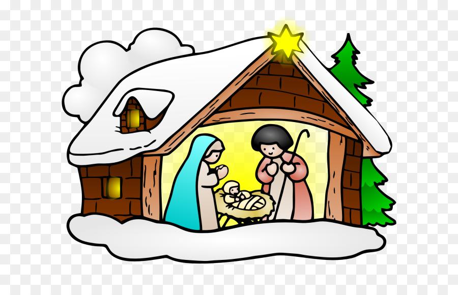 Christmas Jesustransparent png image & clipart free download.