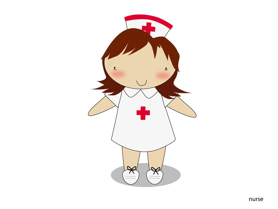 Free nurse clip art images clipartset 2.