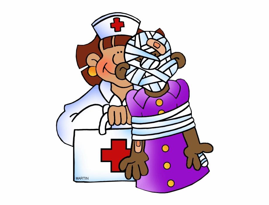 Free Clipart Nurse Image.