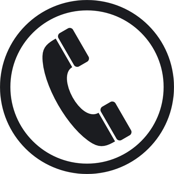 Phone Icon clip art Free vector in Open office drawing svg ( .svg.
