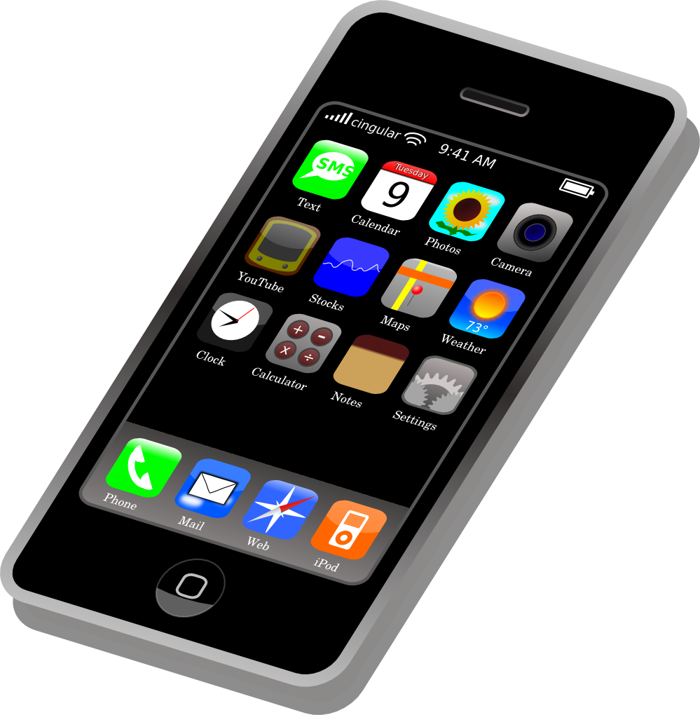 Phone Free Phones Cliparts Clip Art On Transparent Png.