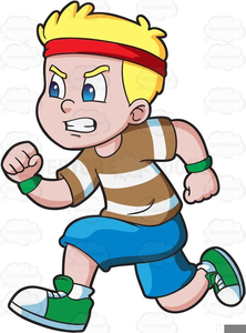 Running Clipart Images & Free Clip Art Images #21125.