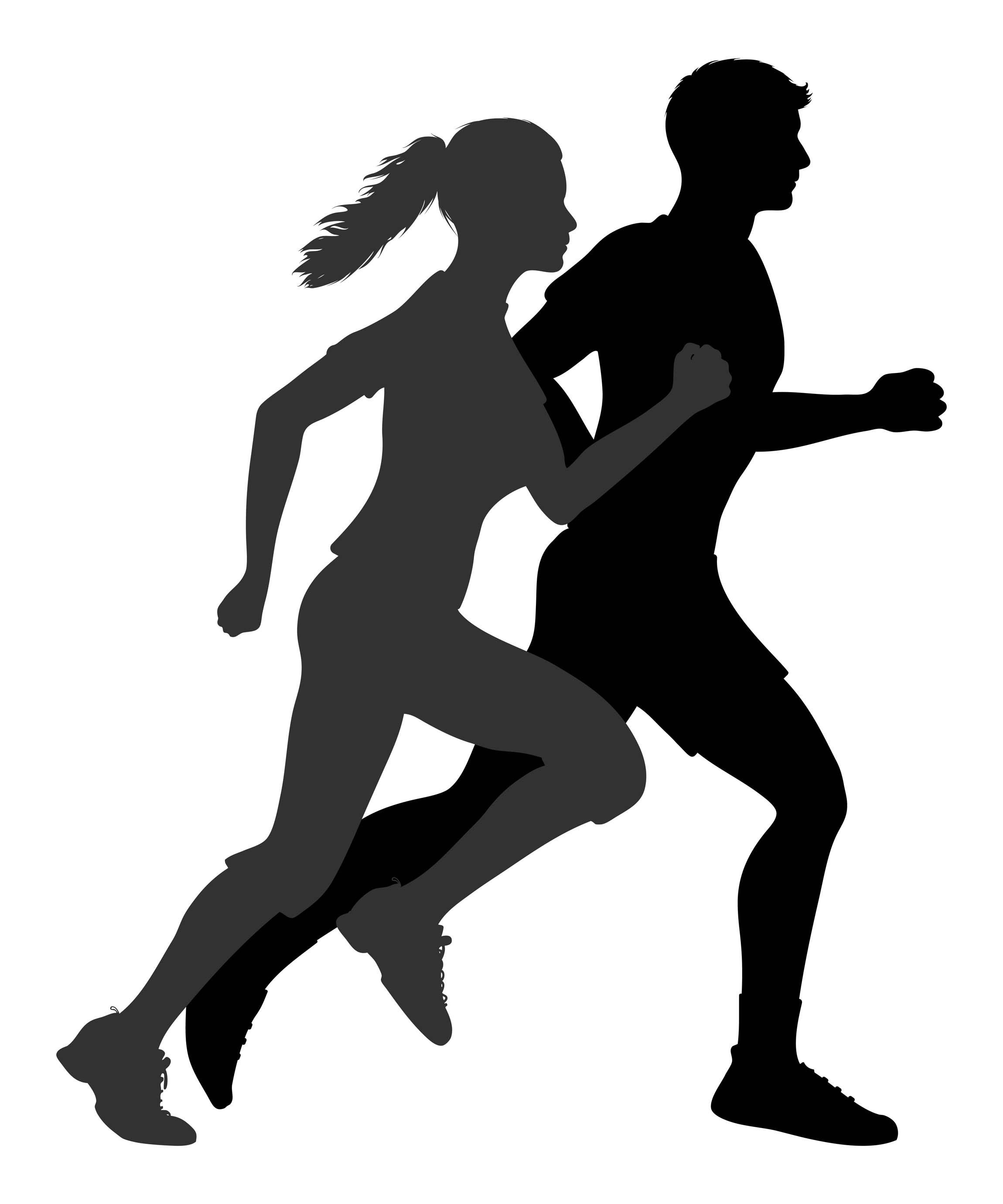 Free runner clipart 2 » Clipart Portal.