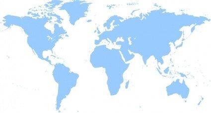 World Map clip art clip arts, free clipart.