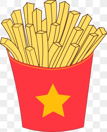 French Fries Png, Vector, PSD, and Clipart With Transparent.