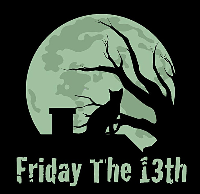 93+ Friday The 13th Clip Art.