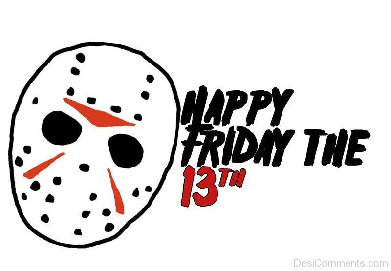 Friday the 13th clipart 5 » Clipart Portal.