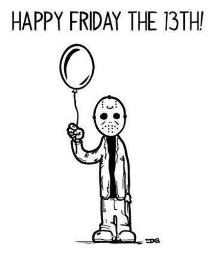 Download happy friday the 13th clipart Friday the 13th Jason Voorhees.