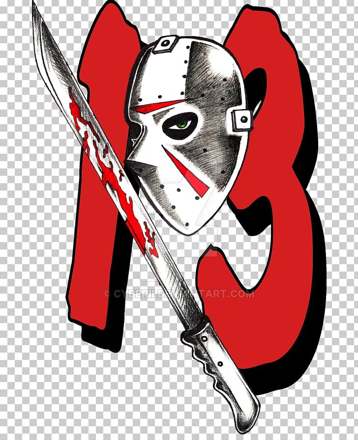 Jason Voorhees Friday The 13th: The Game Drawing Art PNG, Clipart.