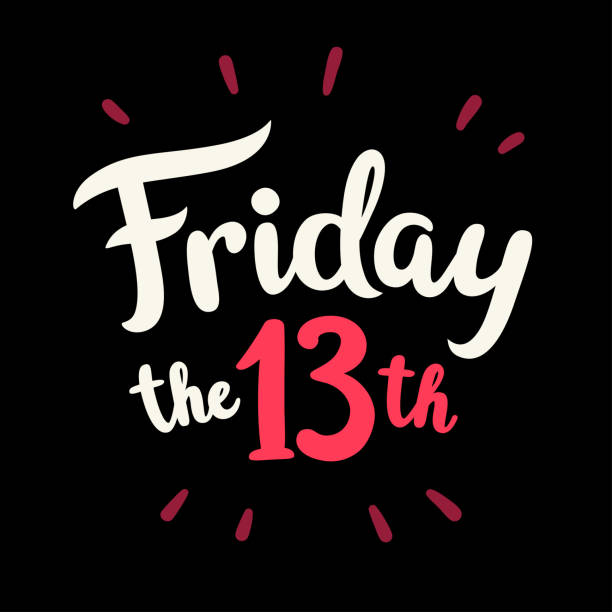 Best Friday The 13th Illustrations, Royalty.