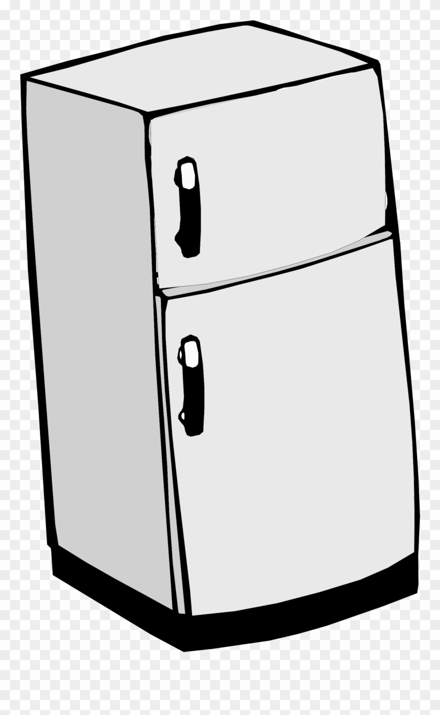 Clipart Of Charles, Ideal And Fridge.