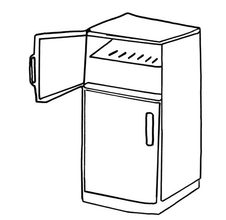 Free Refrigerator Cliparts, Download Free Clip Art, Free Clip Art on.