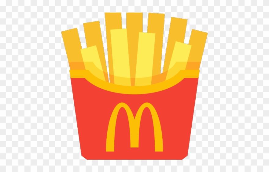 Mcdonalds Clipart Fries.