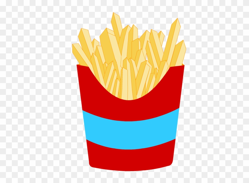 French Fries Clipart Chips.