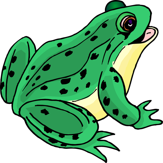 Jump Like A Frog.