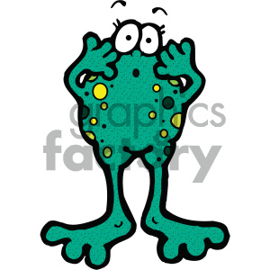frog clipart.