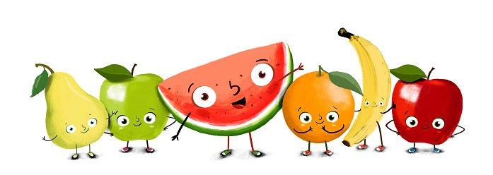 Bodegon DE Frutas Con premium clipart.