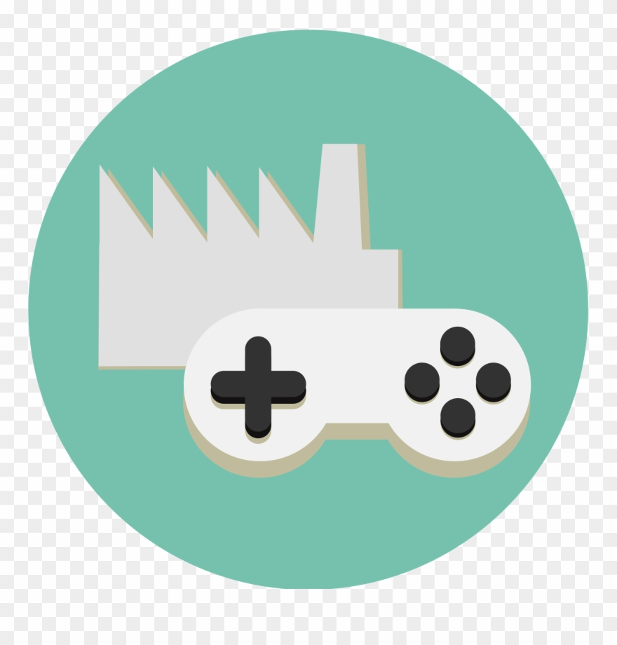 Svg Library Stock Clipart Game Controller.