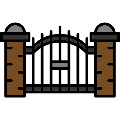 Gate Clipart Png Vector, Clipart, PSD.