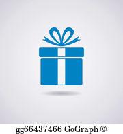 Gift Box Clip Art.