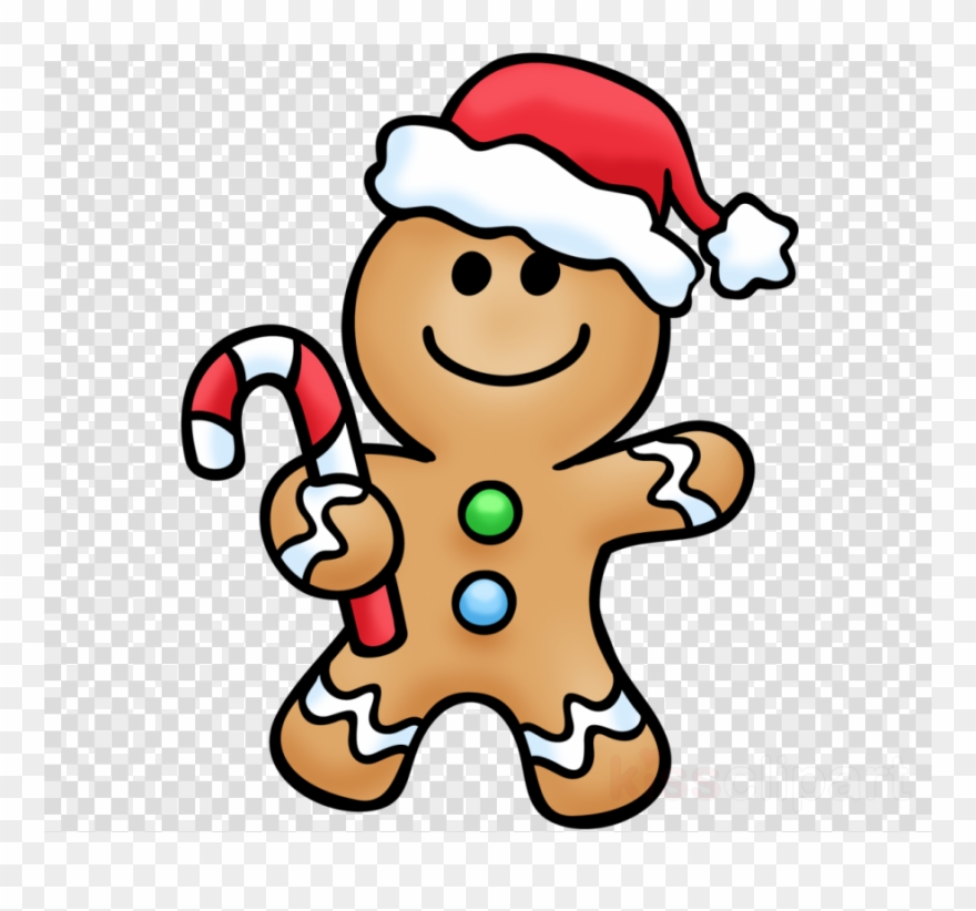 Download Gingerbread Man Clipart Gingerbread House.