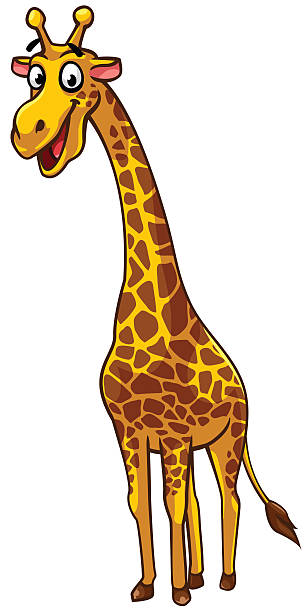 Best Giraffe Illustrations, Royalty.