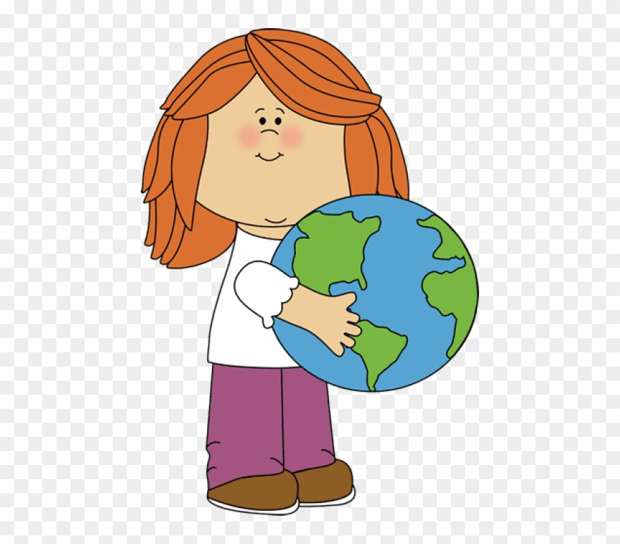 Free Png Download Kid With Globe Png Images Background Clipart.