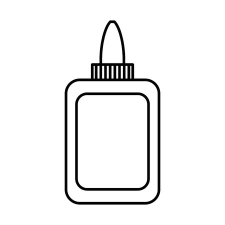 1,723 Glue Bottle Stock Vector Illustration And Royalty Free Glue.