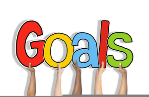 Free Smart Goals Clipart.