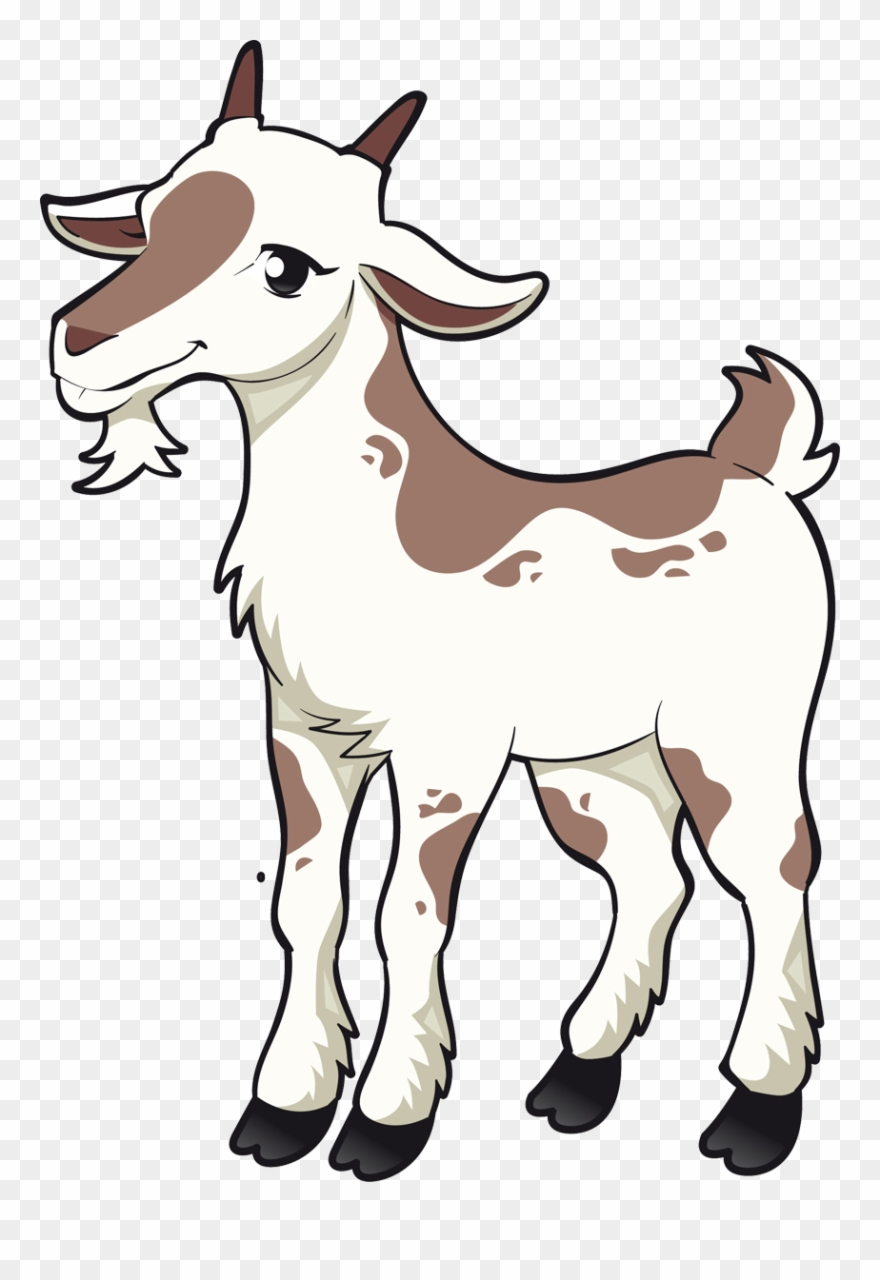 Vector Library Library 3 Billy Goats Gruff Clipart.