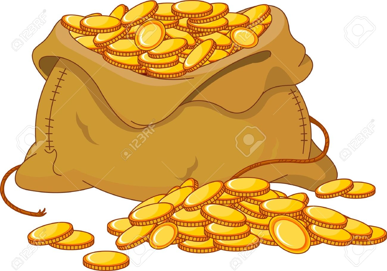 Gold clipart 2 » Clipart Station.