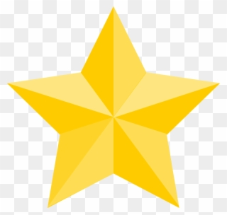 Free PNG Gold Star Clipart No Background Clip Art Download.
