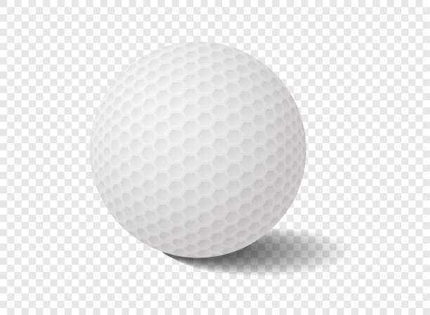 Best Golf Ball Illustrations, Royalty.