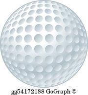 Golf Ball Clip Art.