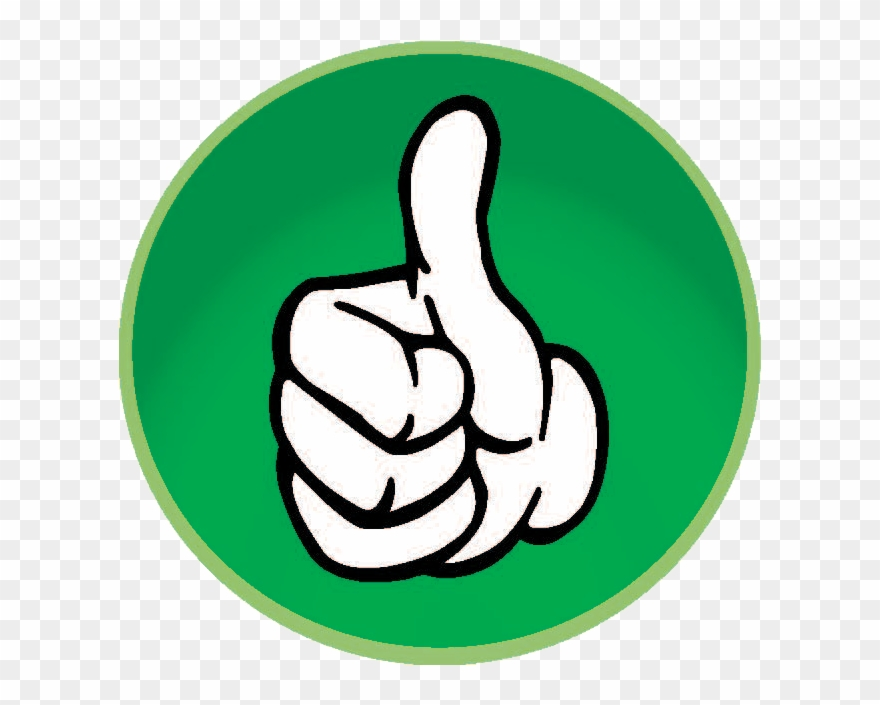Thumbs Up Png Clipart.