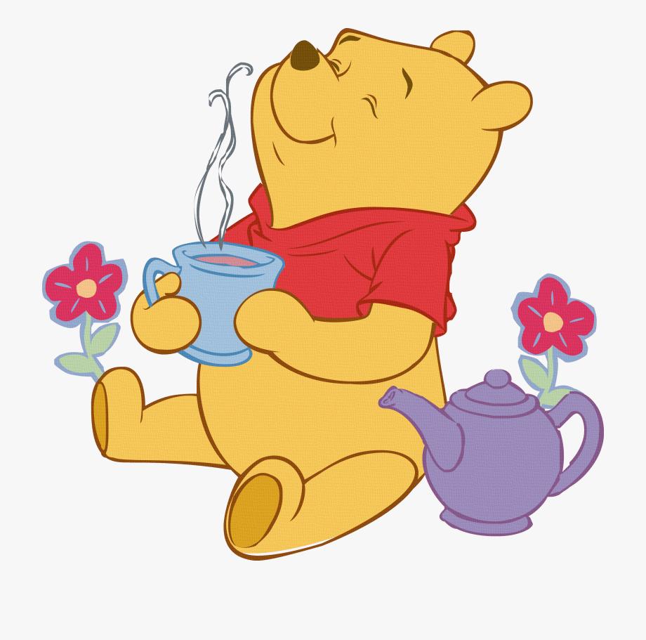 Winnie The Pooh Morning Clip Art.