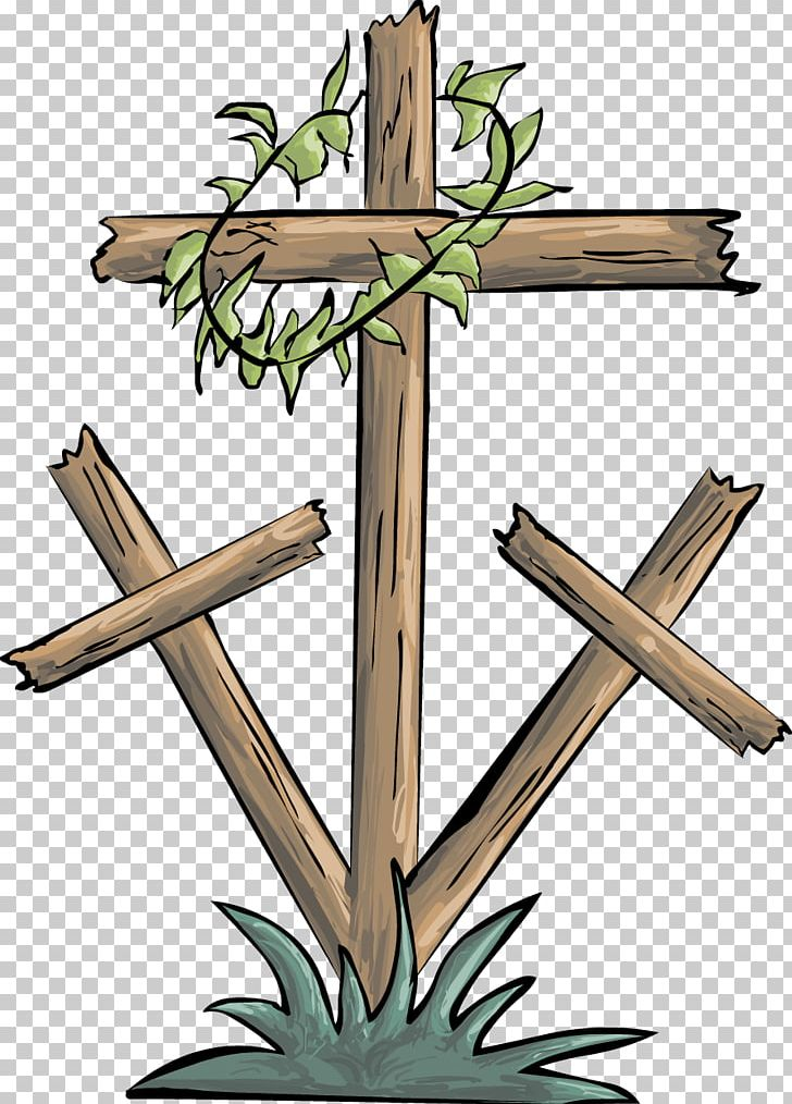 Good Friday Christian Cross Crown Of Thorns PNG, Clipart, Christian.
