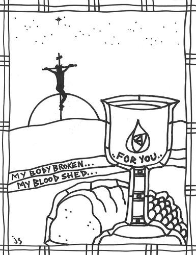 Holy Week Clip art.