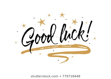 Good Luck Card Stock Illustrations, Images & Vectors.
