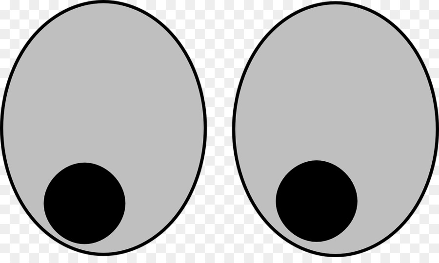 Googly Eyes Background png download.