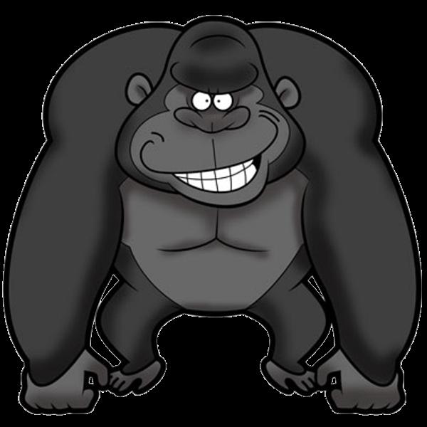 Free Gorilla Clipart, Download Free Clip Art, Free Clip Art on.
