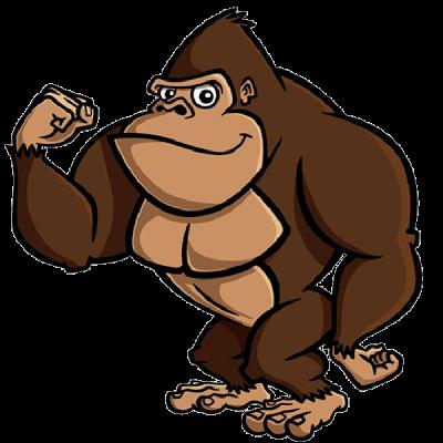 Brown Gorilla Pictures.